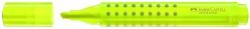 Textmarker GRIP TEXTLINER 1543, nachfüllbar, gelb