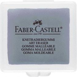 Knetradierer ART ERASER grau, in Kunststoffbox