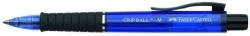 Kugelschreiber GRIP BALL - M, blau (dokumentenecht)