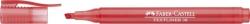 Textmarker 38 Stiftform - rot