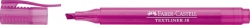 Textmarker 38 Stiftform - pink