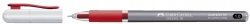 Kugelschreiber Speedx - M, rot