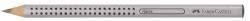 Bleistiftt Jumbo GRIP - B, silber