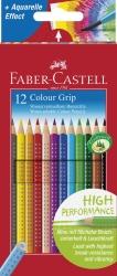 Buntstift Colour GRIP - 12 Farben sortiert, Kartonetui