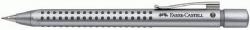 Druckbleistift GRIP 2011, 0,7 mm, B, Schaftfarbe: silber