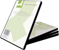 DVD Leerhüllen - Slim Line für 1 DVD inkl. Folie für Einleger