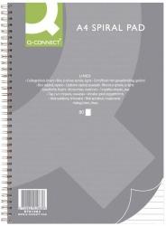 Collegeblock - A4, 80 Blatt, 70 g/qm, liniert