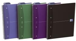 Office Collegeblock - A4+, liniert, 90 Blatt, sortiert