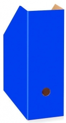 Stehsammler Color extra breit, 105 x 260 x 310 mm, blau