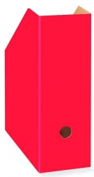 Stehsammler Color extra breit, 105 x 260 x 310 mm, rot