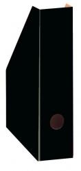 Stehsammler Color schmal, 70 x 225 x 300 mm, schwarz