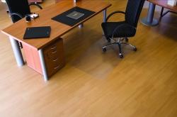 Ecogrip® Bodenschutzmatte für glatte/ harte Böden - Form 0, 120 x 90 cm