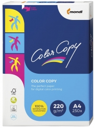 ColorCopy® - A4, 220 g/qm, weiß, 250 Blatt