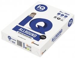 IQ allround - A4, 80 g/qm, weiß, 500 Blatt