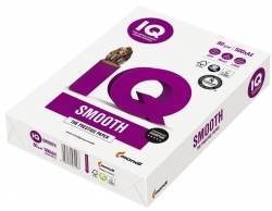 IQ selection smooth - A4, 80 g/qm, weiß, 500 Blatt