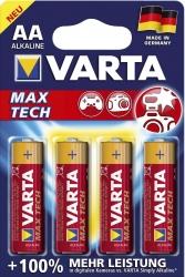 Batterien LONGLIFE Max Power - Mignon/LR6/AA, 1,5 V