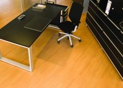 Rollsafe® Bodenschutzmatte für glatte/ harte Böden - Form 0, 120 x 75 cm