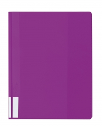 Sichthefter DURALUX® - A4 überbreit, Hartfolie, lila
