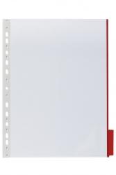 Sichttafel FUNCTION PANEL - Hartfolie, A4, rot