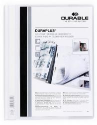 Angebotshefter DURAPLUS®, strapazierfähige Folie, A4+, weiß