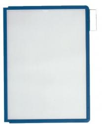 Sichttafel SHERPA® PANEL A4, dunkelblau