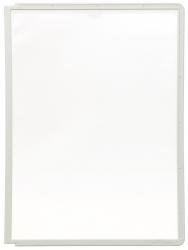 Sichttafel SHERPA® PANEL A4, grau