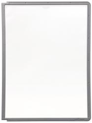 Sichttafel SHERPA® PANEL A4, graphit