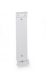 Sichttafelsystem FUNCTION WALL Module - grau, für 10 Tafeln A4, 73 x 322 mm