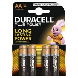 Batterien PLUS POWER Alkaline - Mignon/LR6/AA, 1,5 V