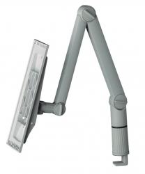 Sichttafelsystem SHERPA® SWING ARM MODULE 10 - grau,