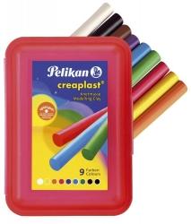 Kinderknete Creaplast rot300g