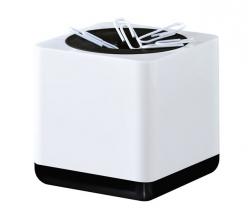 Klammernspender i-Line - magnetisch, weiß