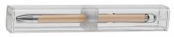 Kugelschreiber Vio® K9 - M, champagner, Päsentbox