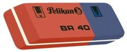 Radierer BR40, 58 mm x 20 mm x 8 mm
