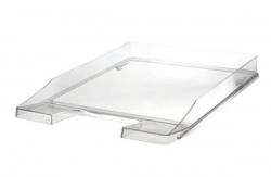 Briefablage JUNIOR, DIN A4/C4, klar-transparent