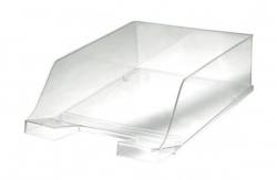 Briefablage KLASSIK XXL, DIN A4/C4, extra hohe Ausführung, glasklar