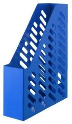 Stehsammler KARMA - DIN A4/C4, 100% Recyclingmaterial, öko-blau
