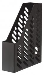 Stehsammler KARMA - DIN A4/C4, 100% Recyclingmaterial, öko-schwarz