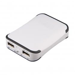 Powerbank - Mobile Ladestation - 6.600mAh mit zwei USB Ausgängen