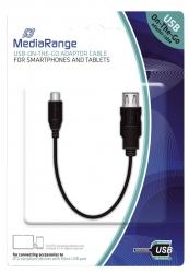 USB-Kabel Mikro USB 2.0 schwarz