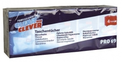 Taschentücher - 4-lagiges Papiertaschentuch
