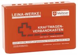 Kfz-Verbandkasten Standard - rot