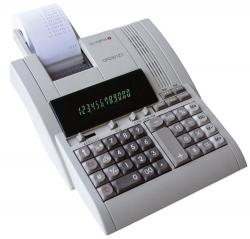 Tischrechner CPD 3212 S, druckend, 12 stellig, 214x70x254mm, lichtgrau