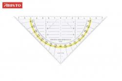 Geo-Dreieck®, Plexiglas®, 160 mm
