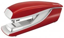 5505 Flachheftgerät NeXXt, Kunststoff/Metall, 30 Blatt, rot