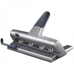 5114 Mehrfachlocher AKTO®, 3 mm, mit Anschlagschiene, silber