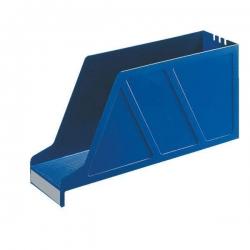2427 Stehsammler Standard - A4 quer, Polystyrol, blau