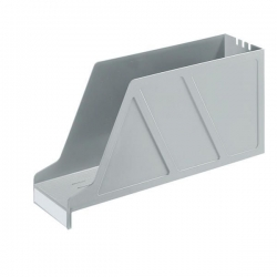 2427 Stehsammler Standard - A4 quer, Polystyrol, grau
