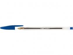 Kugelschreiber Cristal® Medium, 0,4 mm, blau