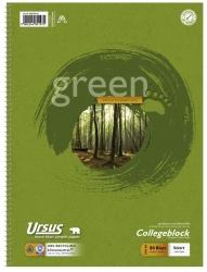 Collegeblock - A4, 80 Blatt, 70g/qm, 9 mm, liniert